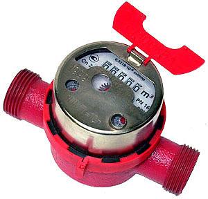 Счетчики воды (водосчетчик) предназначены для измерения объема сетевой и питьевой воды, протекающей в подающих или...
